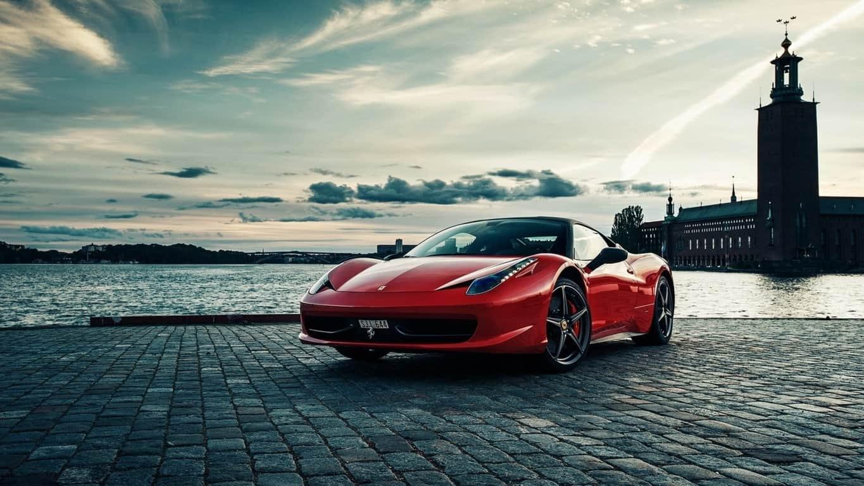 Ferrari 458 Italia 23