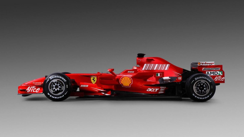 Ferrari F1 Wallpaper 14