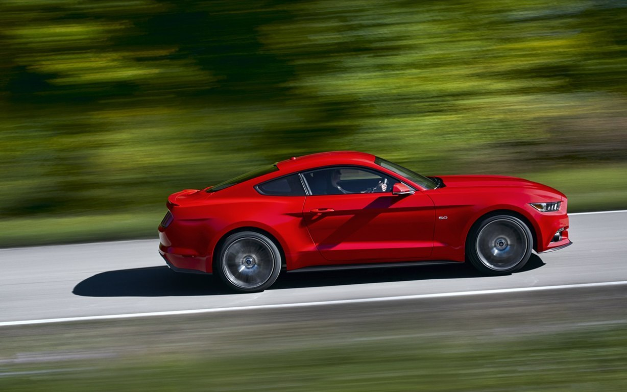 Ford Mustang 2015 Wallpaper 6