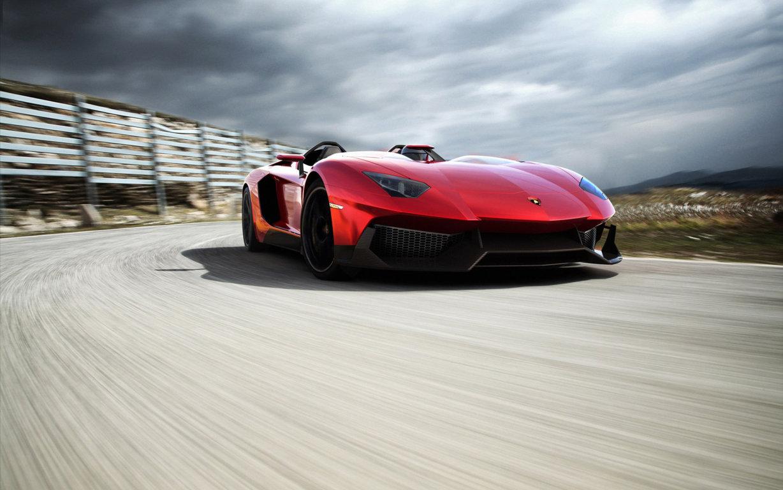 Lamborghini Aventador Wallpaper 24