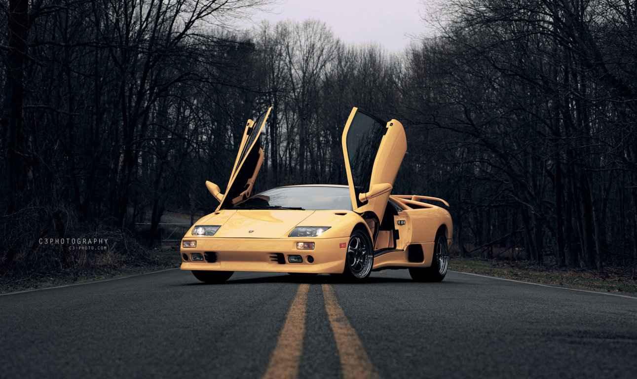 Lamborghini Diablo 2