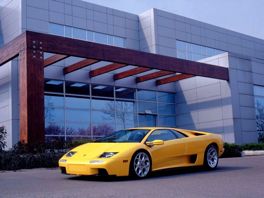 Lamborghini Diablo 6