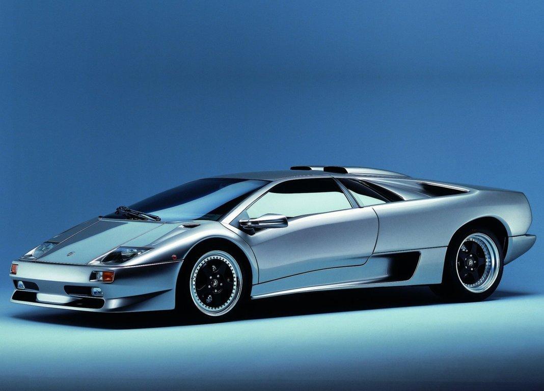 Lamborghini Diablo 9