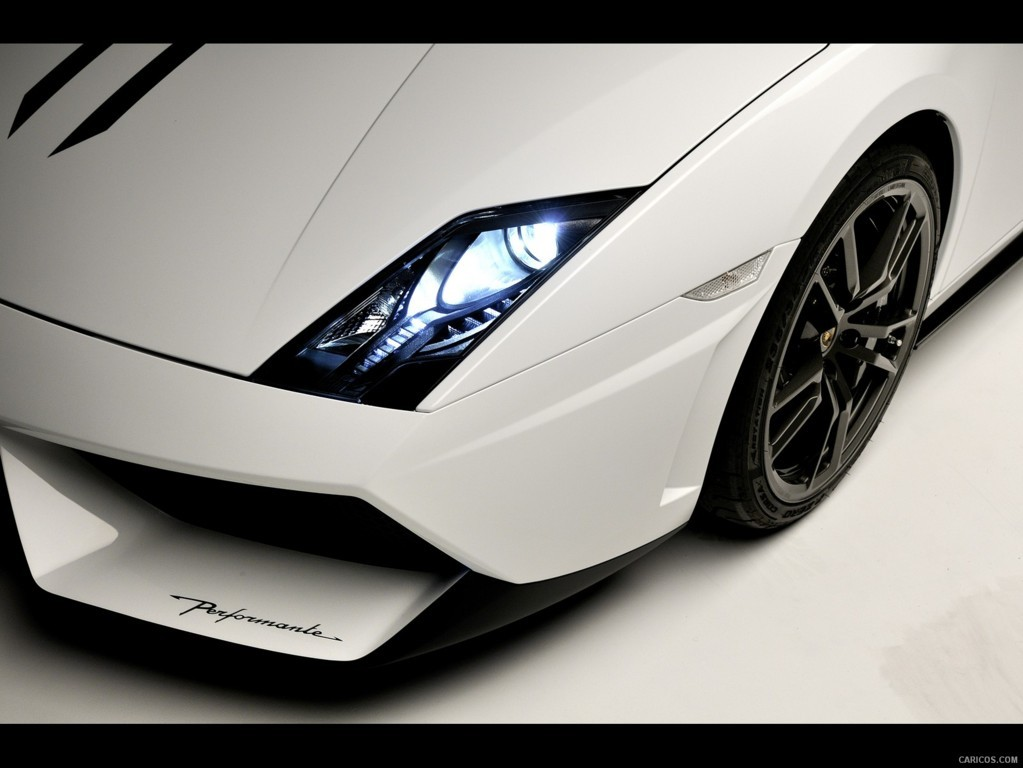 Lamborghini Gallardo Wallpaper 16