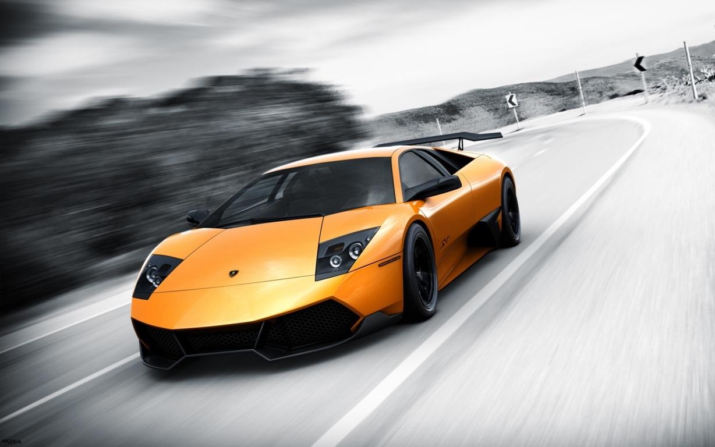 Lamborghini Murcielago Wallpaper 16