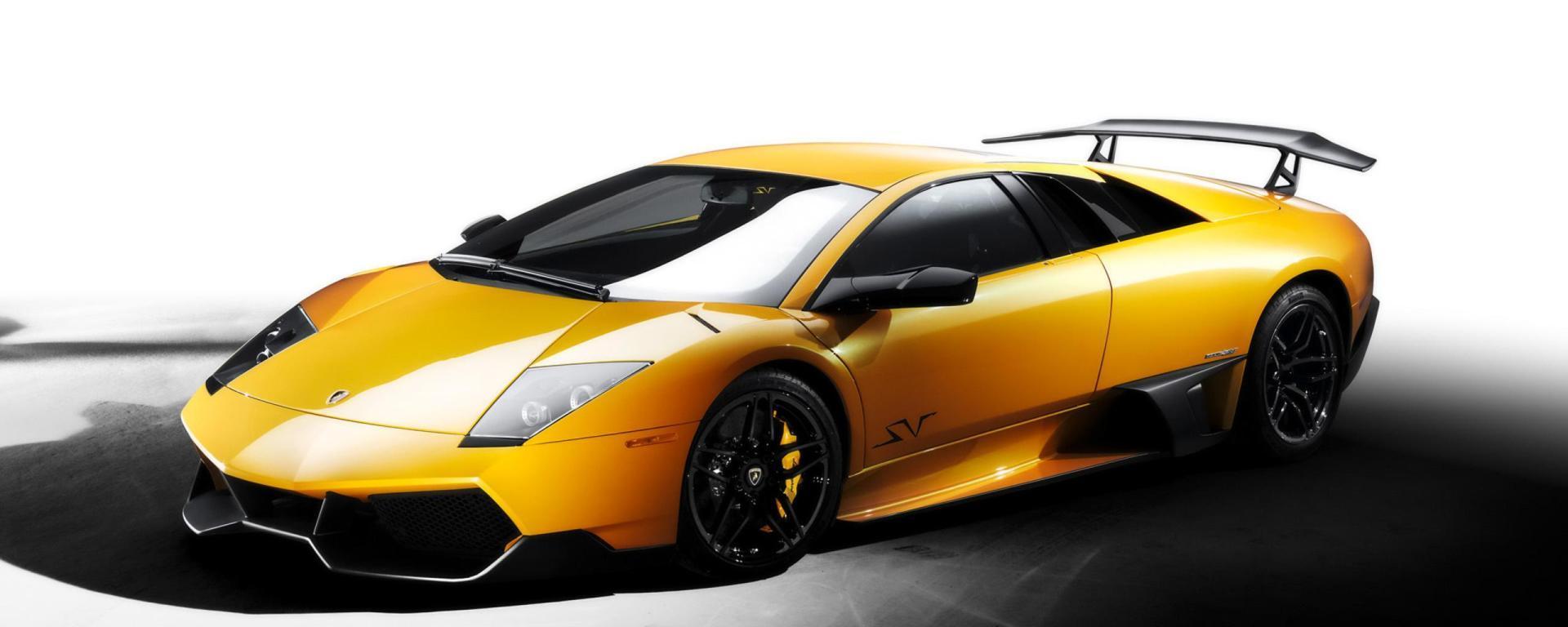 Lamborghini Murcielago Wallpaper 18