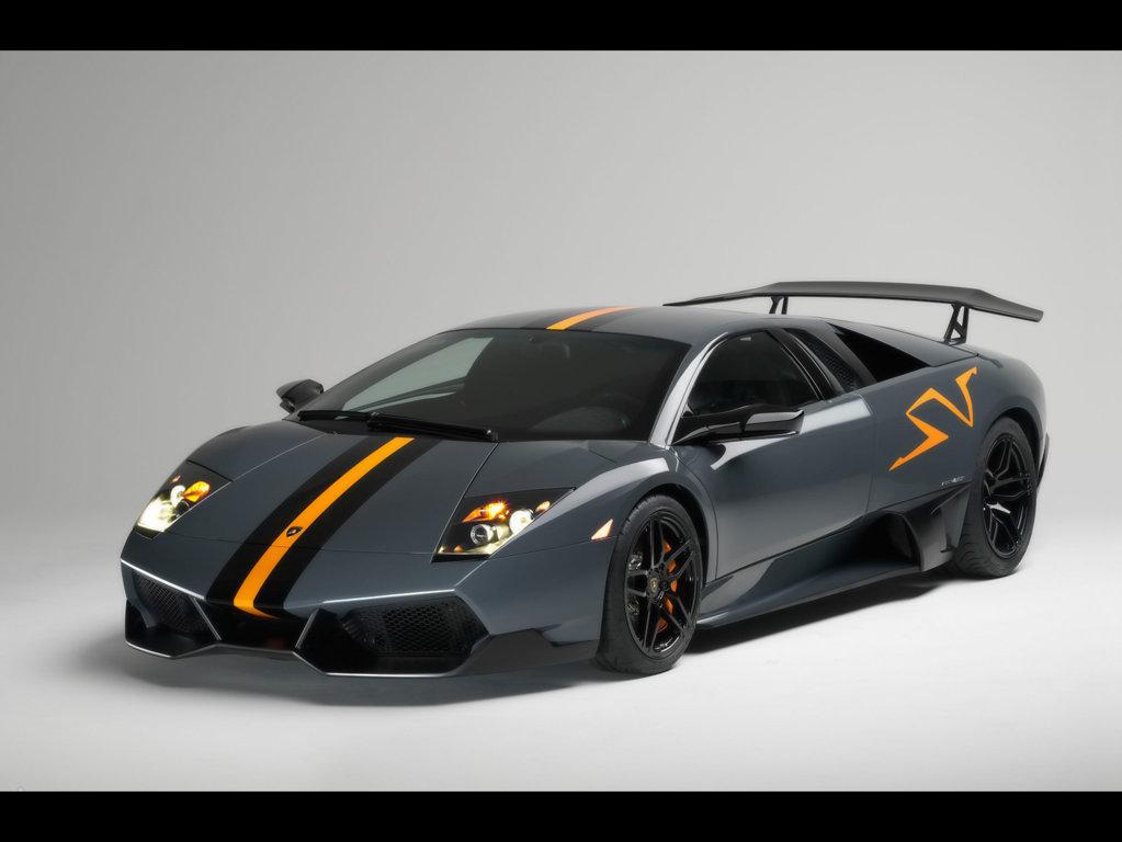 Lamborghini Murcielago Wallpaper 7