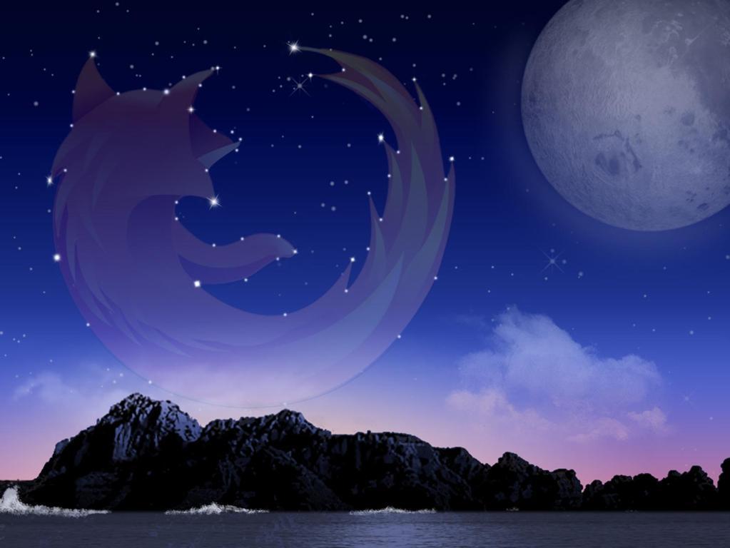 Mozilla Firefox Wallpaper 6