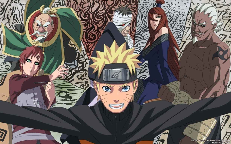 Naruto Anime Wallpaper 35