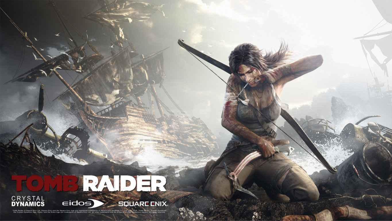 Tomb Raider 2013 Wallpaper 10
