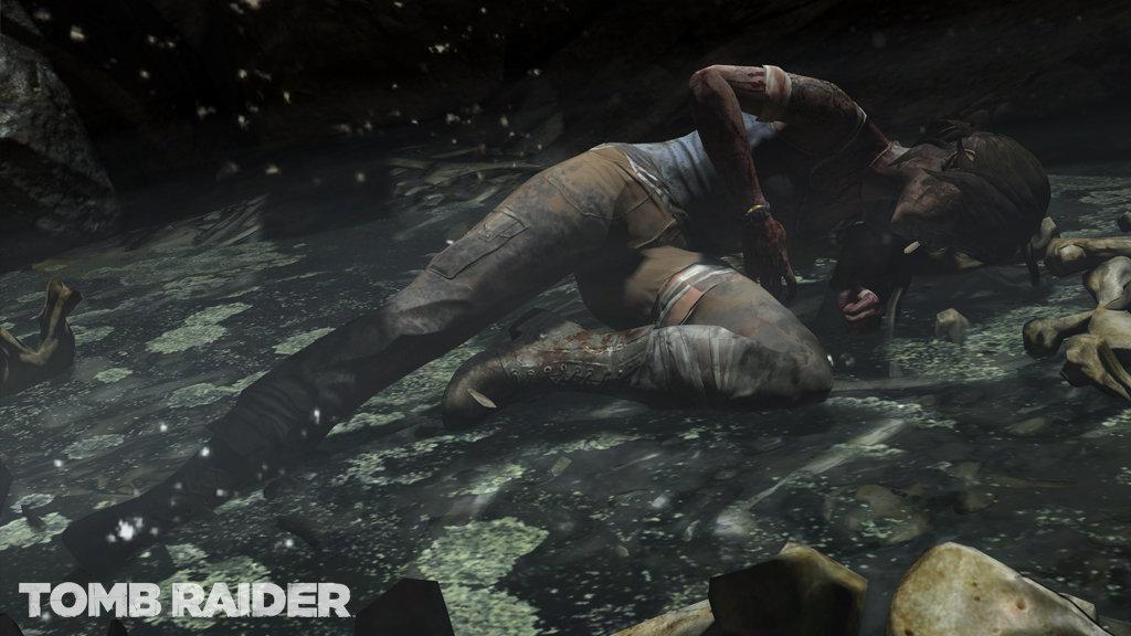 Tomb Raider 2013 Wallpaper 14