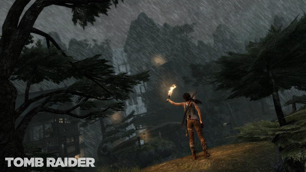 Tomb Raider 2013 Wallpaper 15