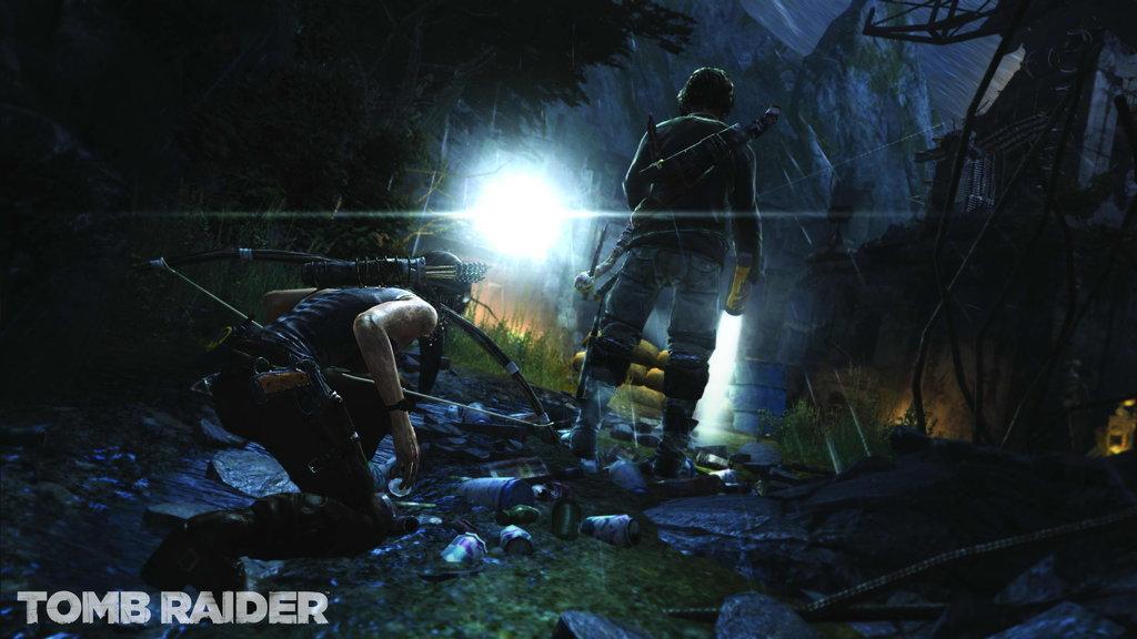 Tomb Raider 2013 Wallpaper 18