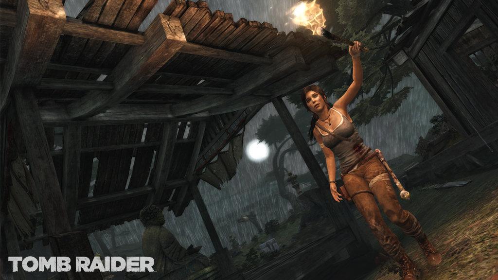 Tomb Raider 2013 Wallpaper 36