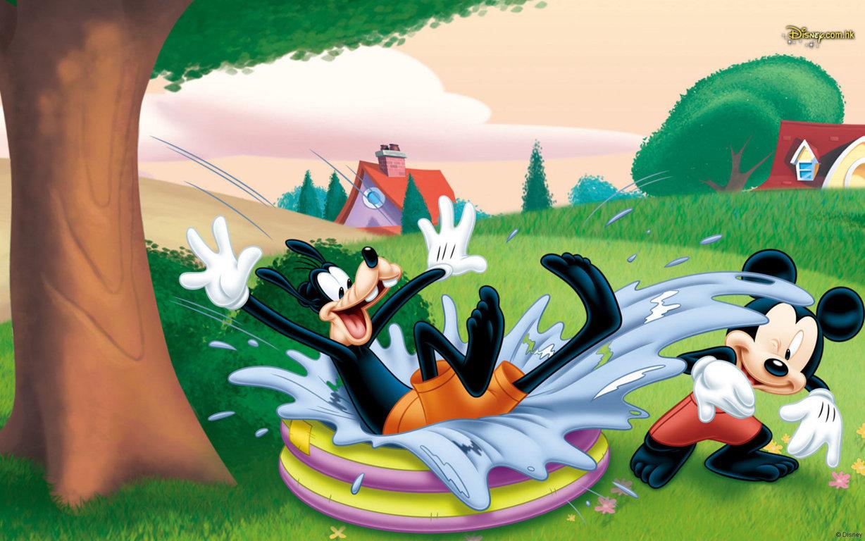 Walt Disney Characters Wallpaper 46