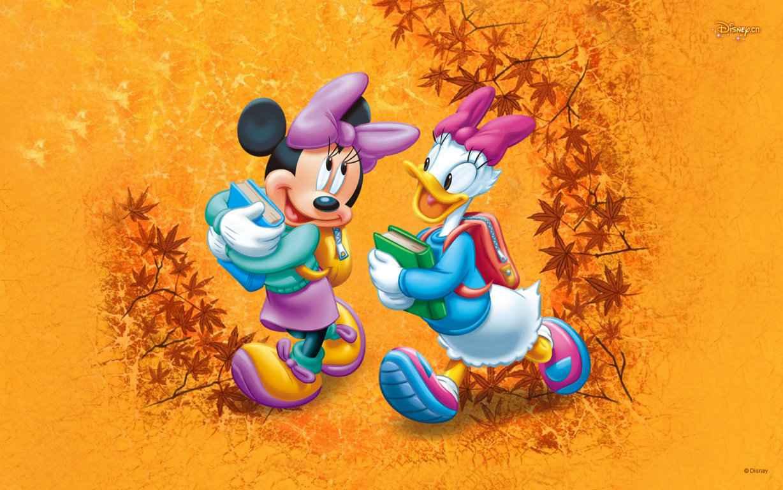 Walt Disney Characters Wallpaper 48