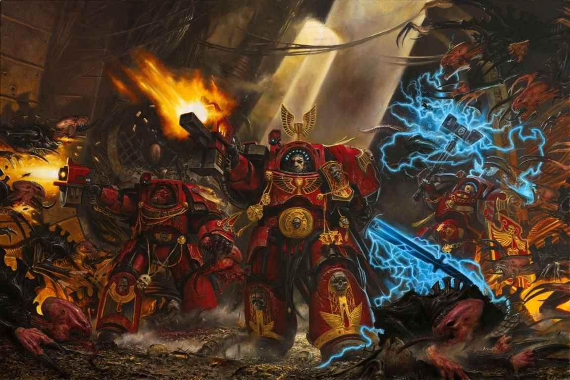 Warhammer Video Game Wallpaper 11