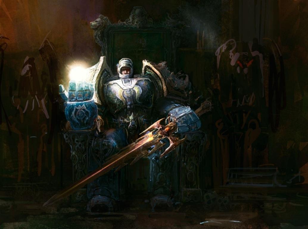 Warhammer Video Game Wallpaper 2