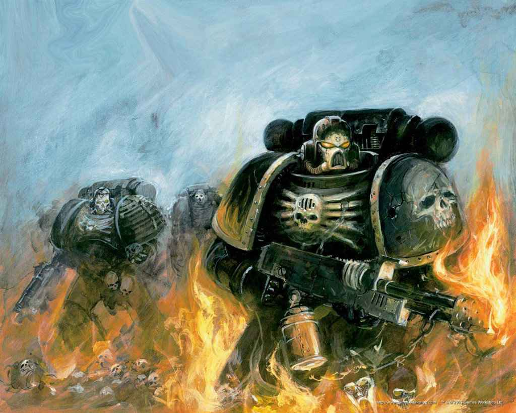 Warhammer Video Game Wallpaper 29