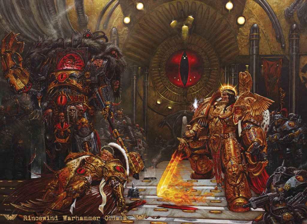 Warhammer Video Game Wallpaper 35