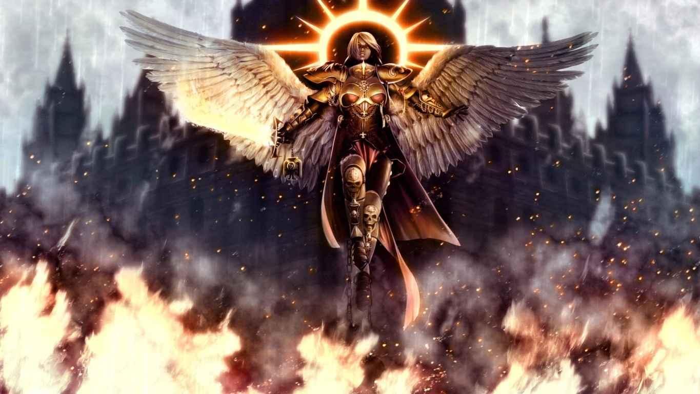 Warhammer Video Game Wallpaper 40