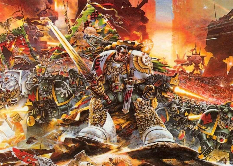 Warhammer Video Game Wallpaper 44