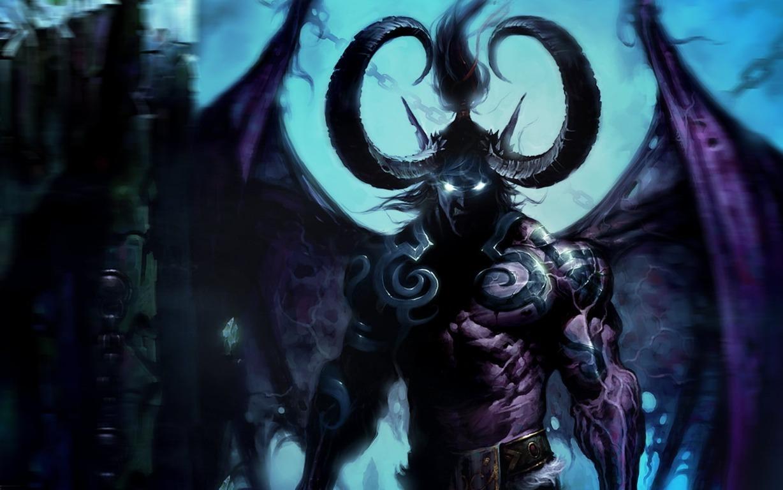 World Of Warcraft Video Game Wallpaper 11