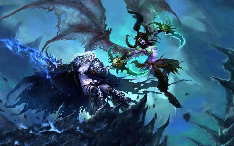 World Of Warcraft Video Game Wallpaper 3
