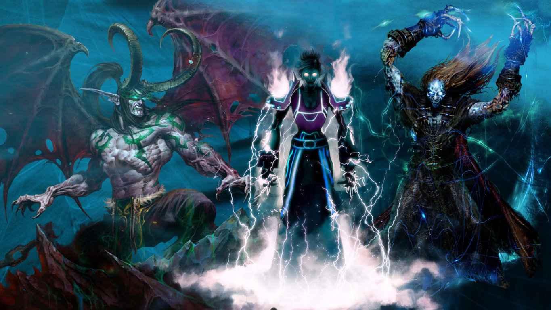 World Of Warcraft Video Game Wallpaper 31