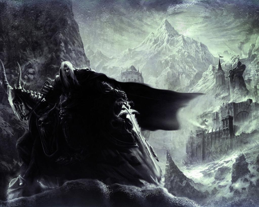 World Of Warcraft Video Game Wallpaper 37