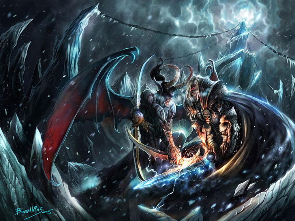 World Of Warcraft Video Game Wallpaper 39