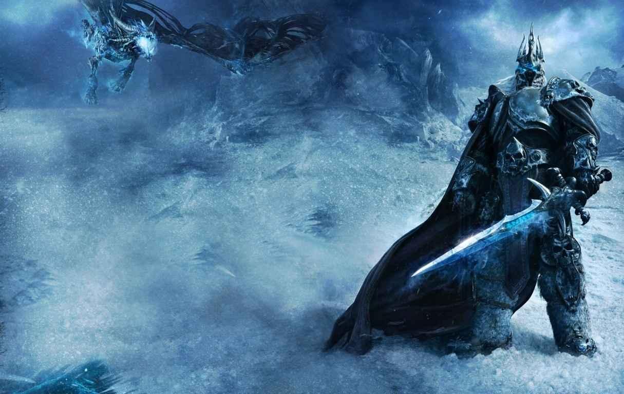World Of Warcraft Video Game Wallpaper 4