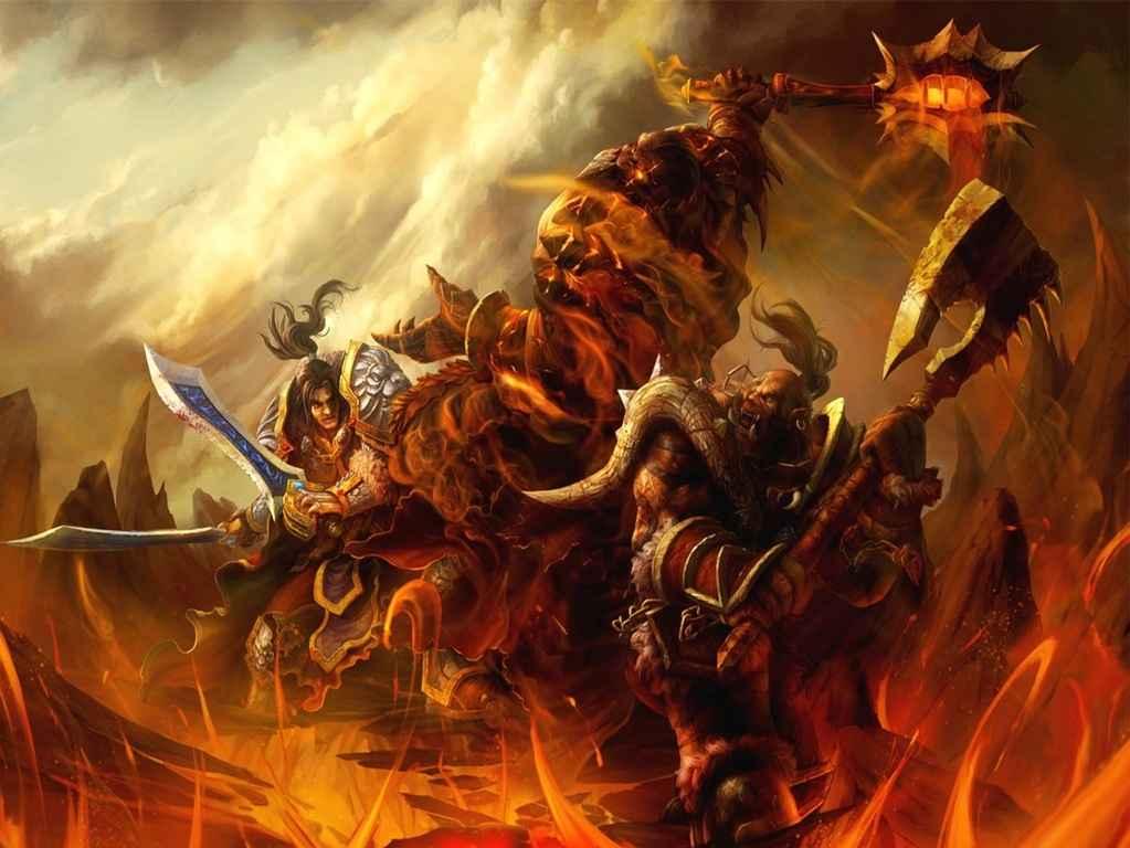 World Of Warcraft Video Game Wallpaper 40