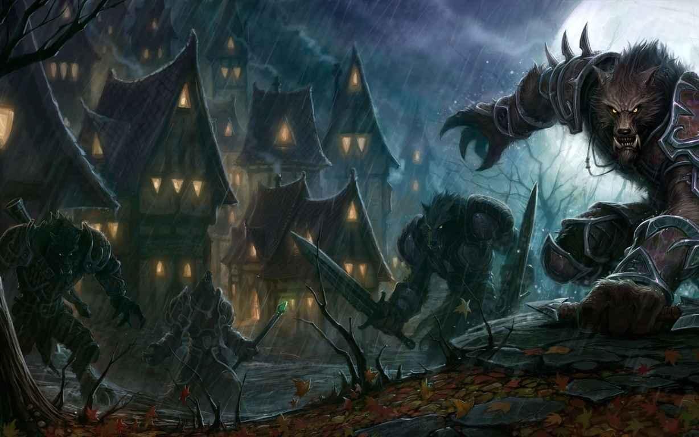 World Of Warcraft Video Game Wallpaper 43