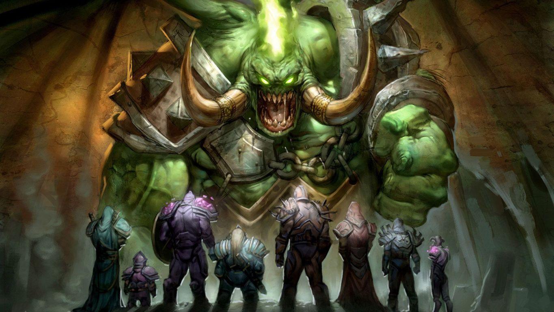World Of Warcraft Video Game Wallpaper 7