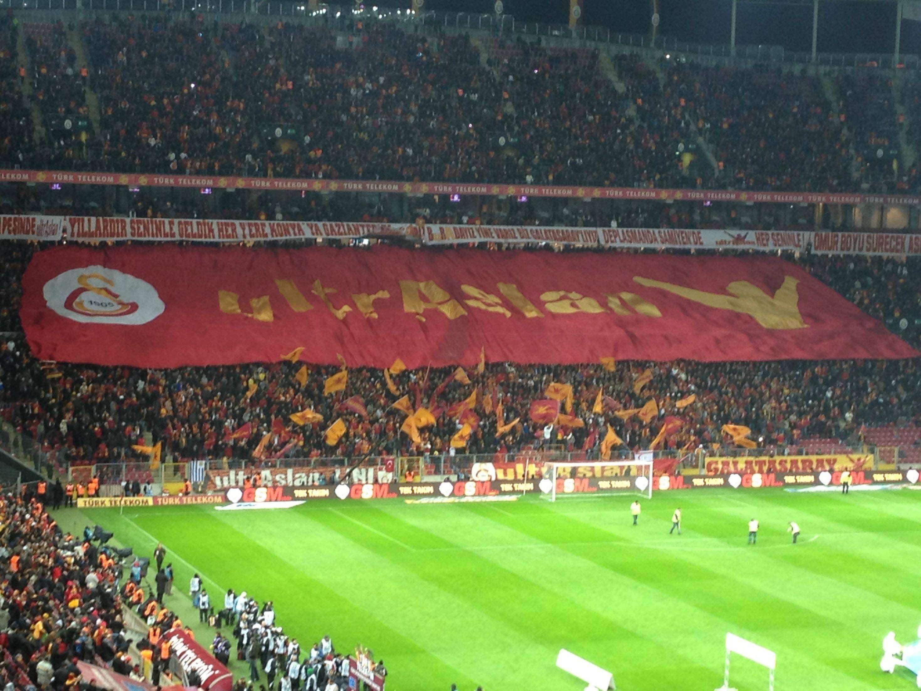 GS Galatasaray Futbol Takımı Wallpaper 11