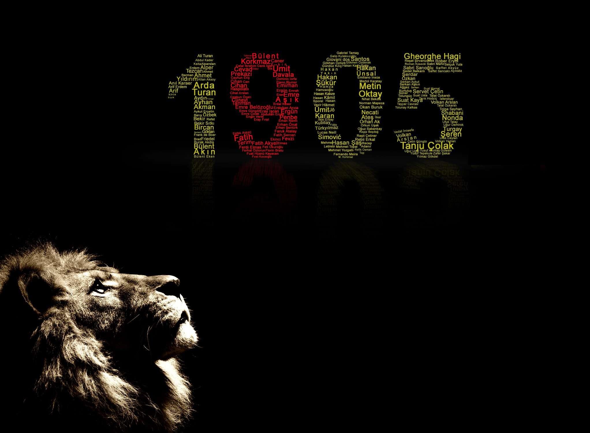 GS Galatasaray Futbol Takımı Wallpaper 30