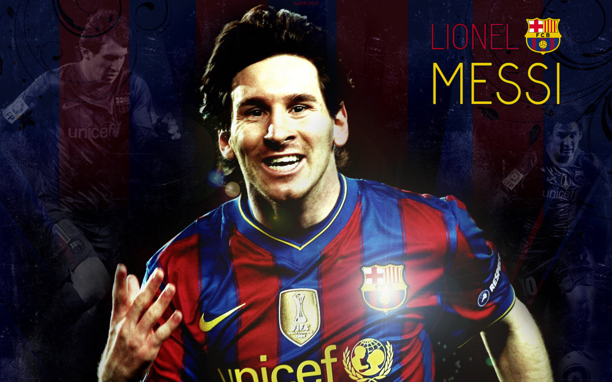 Lionel Messi Wallpaper 27