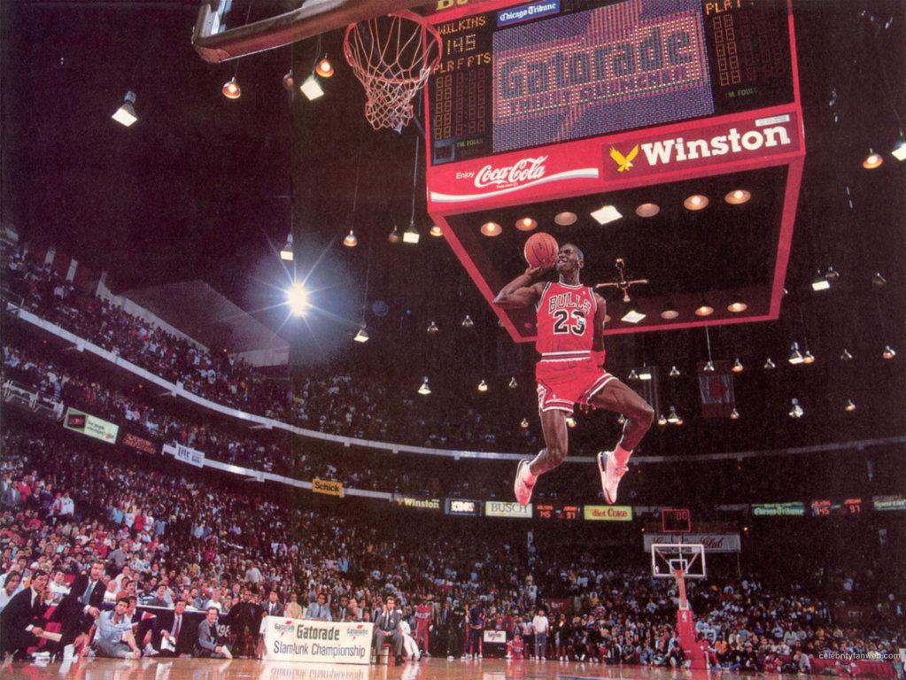 Michael Jordan Wallpaper 4