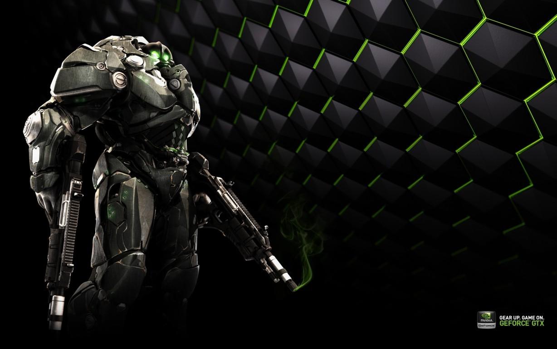 Nvidia Wallpaper 9