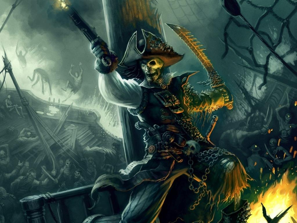 Pirates Wallpaper 15