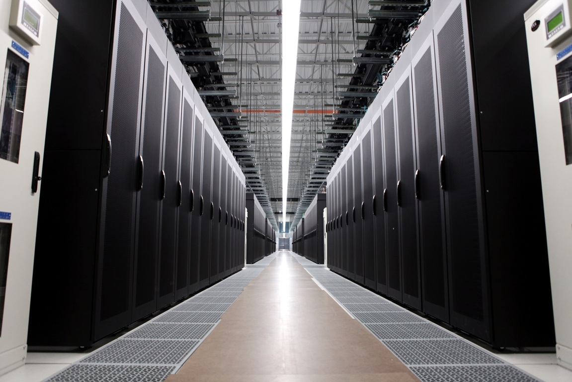 Server Datacenter Wallpaper 1