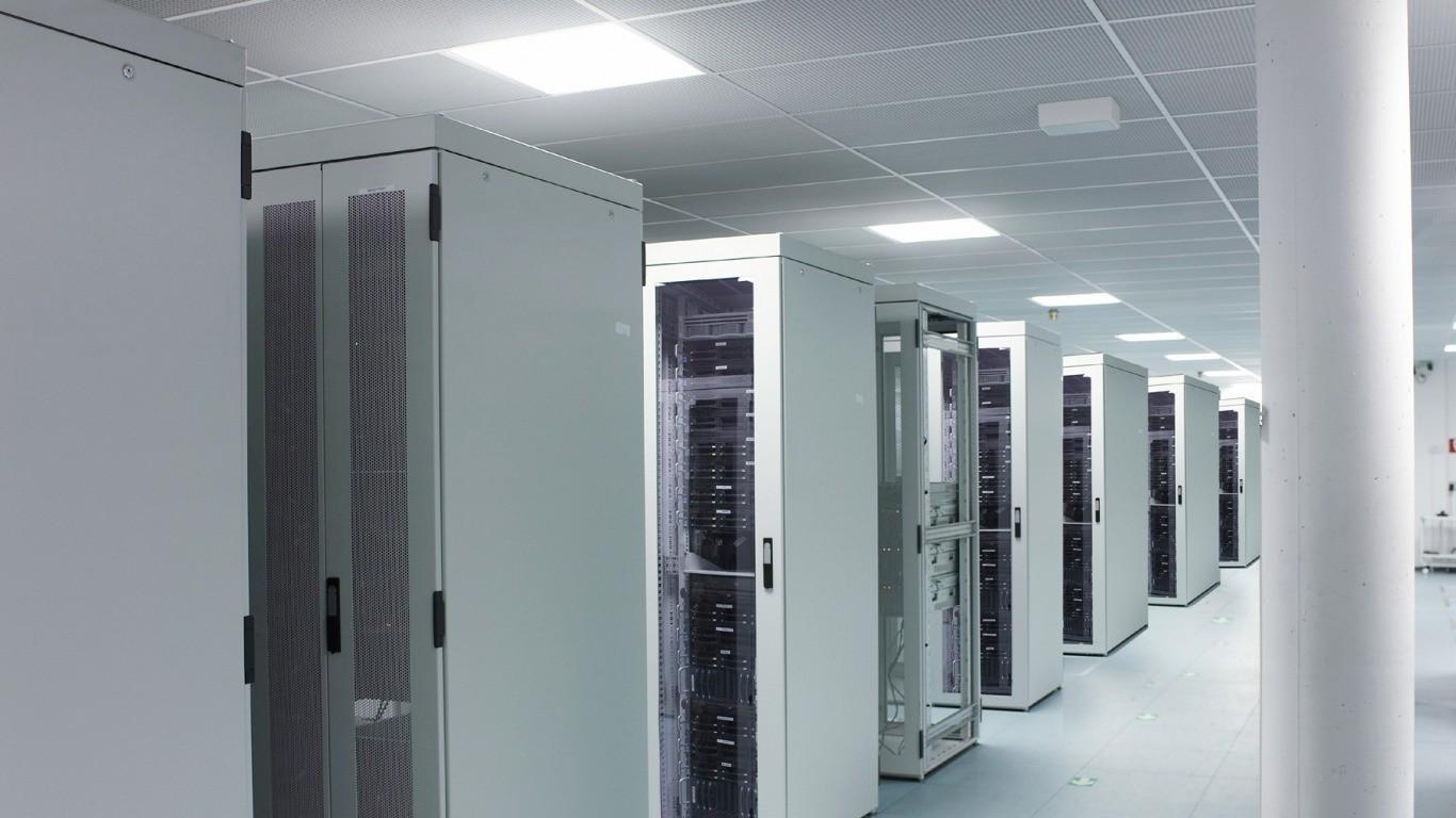 Server Datacenter Wallpaper 8