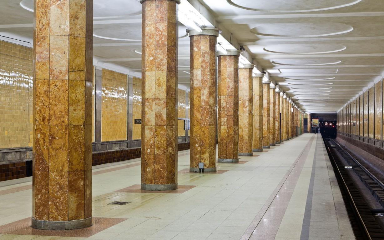 Subway Wallpaper 4