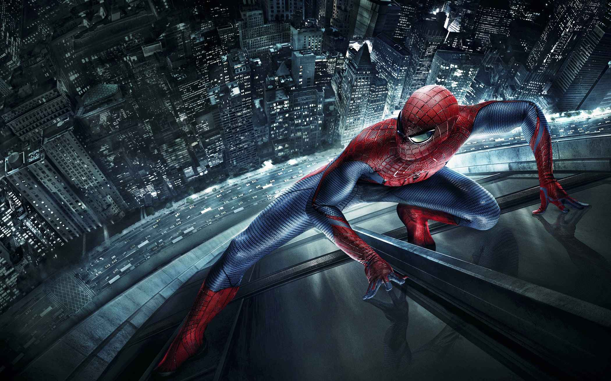 The Amazing Spider Man 2012 Wallpaper 14
