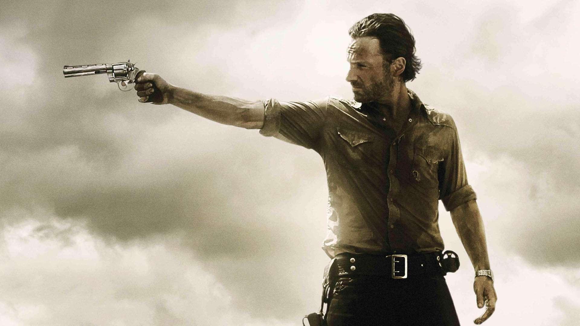 The Walking Dead Wallpaper 37