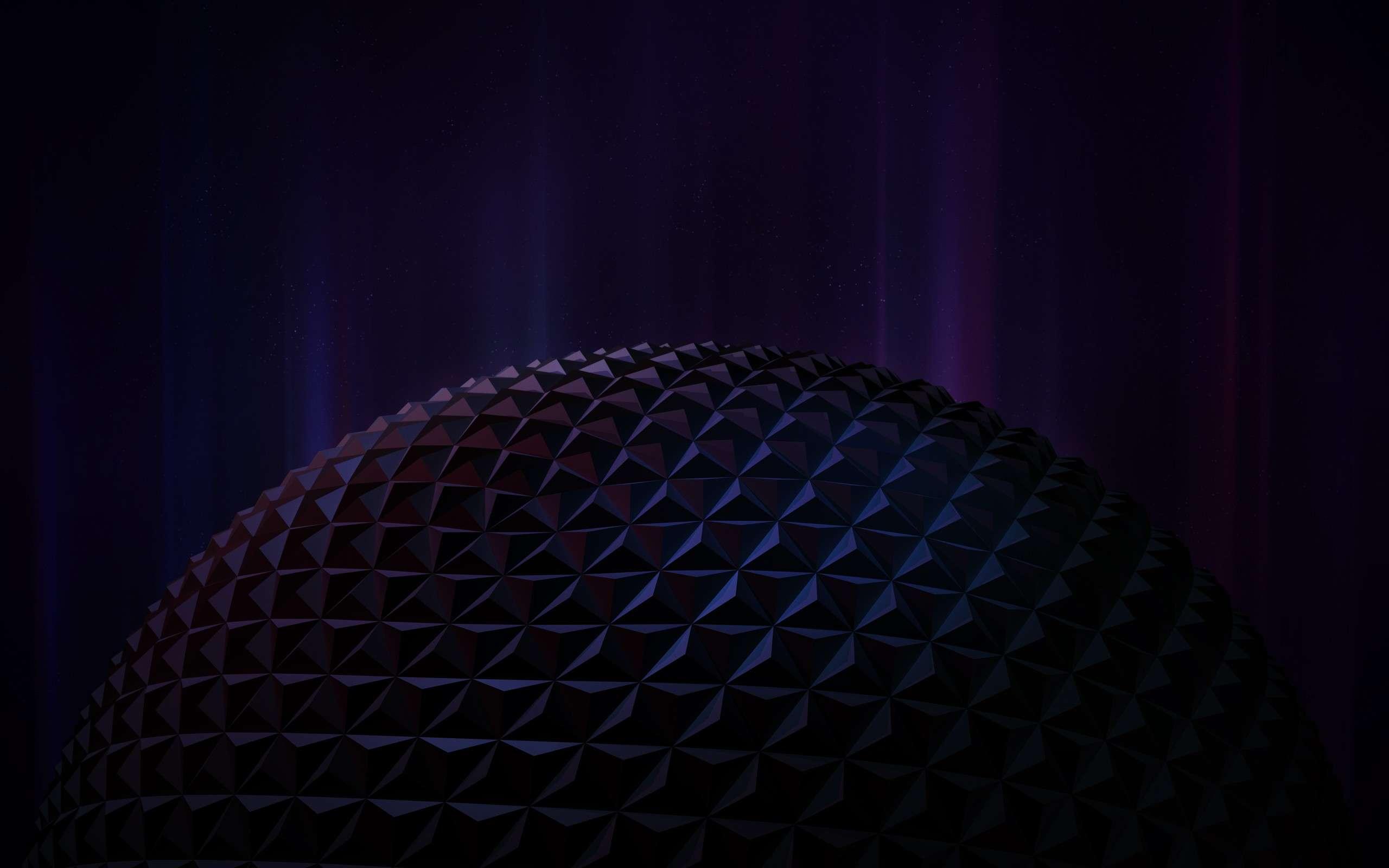 3D Abstract CGI Wallpaper 023