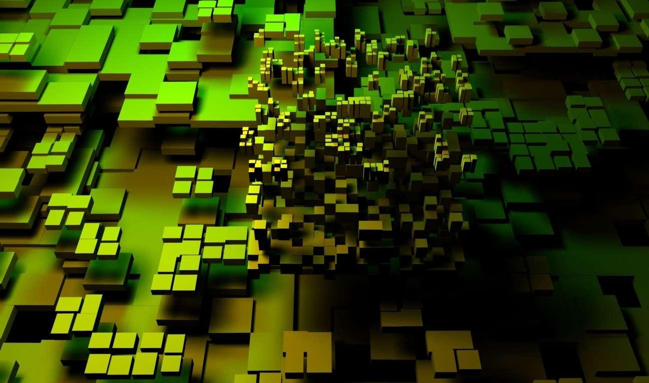 3D Abstract CGI Wallpaper 040