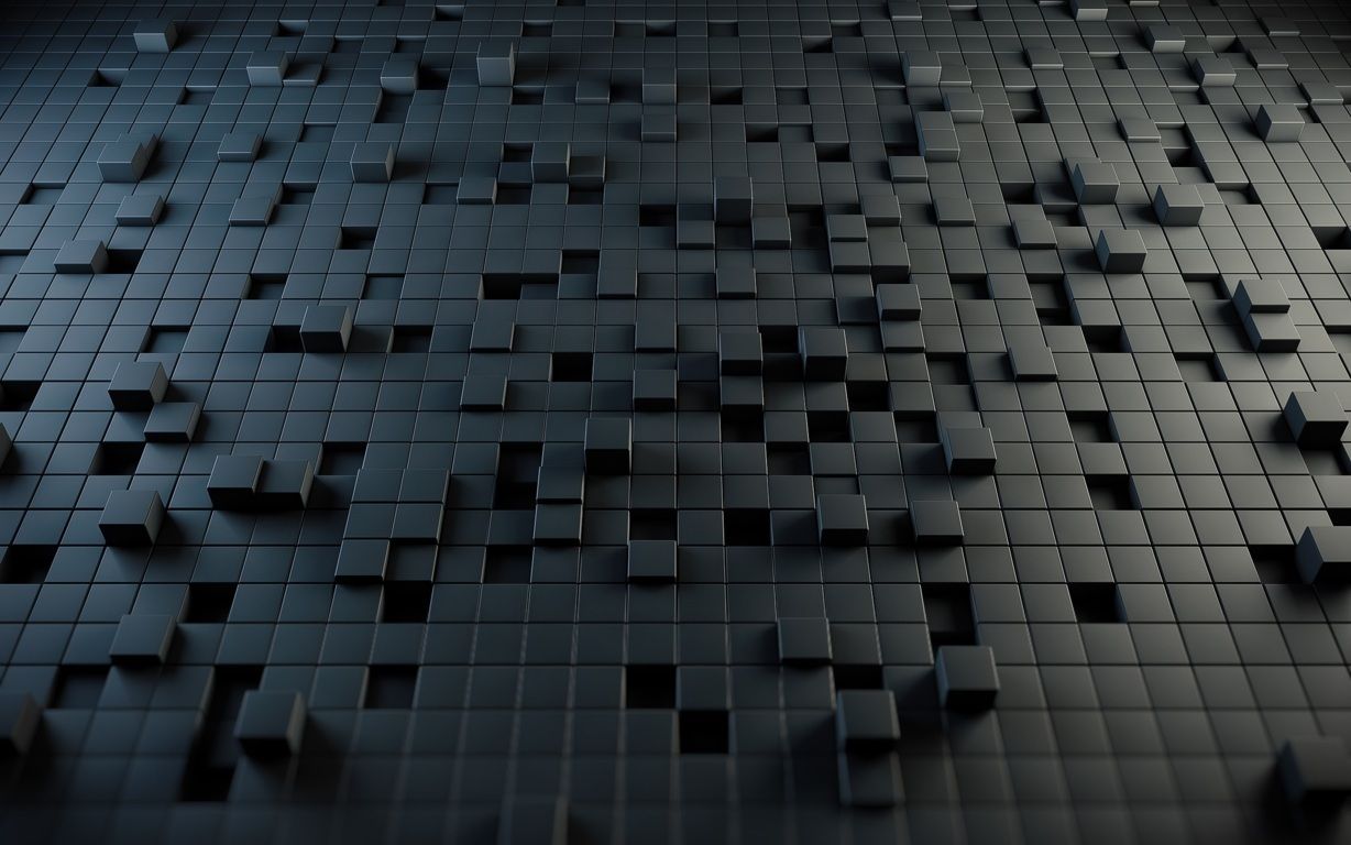3D Abstract CGI Wallpaper 069
