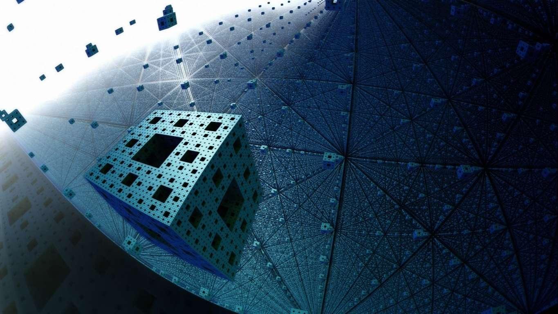 3D Abstract CGI Wallpaper 083